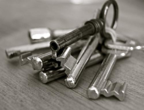 3 lebenswichtige Werkzeuge – Teil 2: Der Schlüsselbund